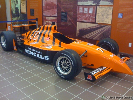 Image of Cincinnati Bengals SuperCar