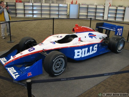 Image of Buffalo Bills SuperCar