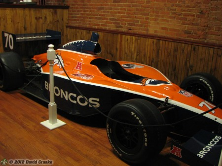 Image of Denver Broncos SuperCar