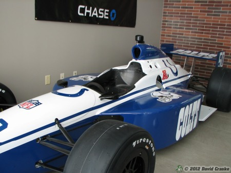 Image of Indianapolis Colts SuperCar