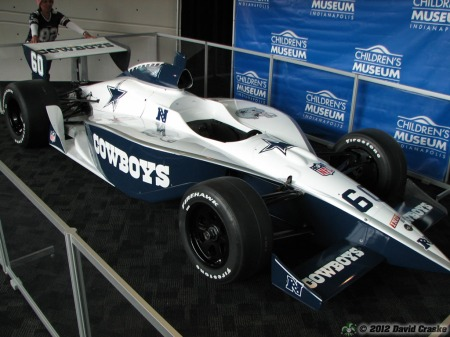 Image of Dallas Cowboys SuperCar