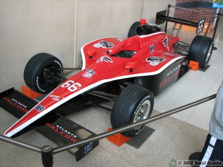 Image of Atlanta Falcons SuperCar