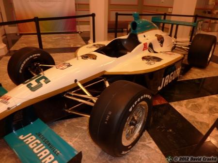 Image of Jacksonville Jaguars SuperCar
