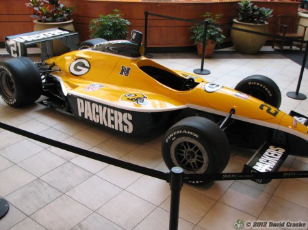 Image of Green Bay Packers SuperCar