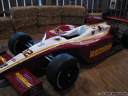 Image of Washington Redskins SuperCar