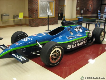 Image of Seattle Seahawks SuperCar