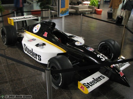 Image of Pittsburgh Steelers SuperCar