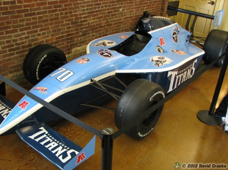 Image of Tennessee Titans SuperCar
