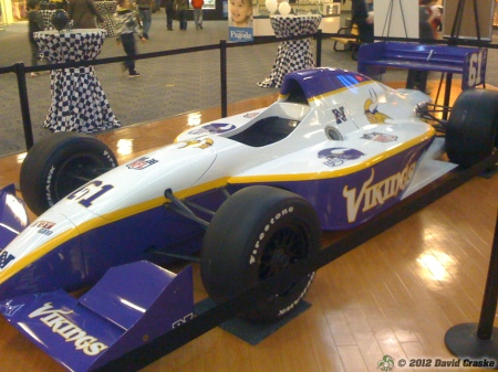 Image of Minnesota Vikings SuperCar